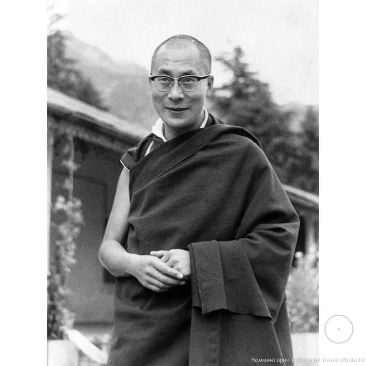 Далай лама маленький
