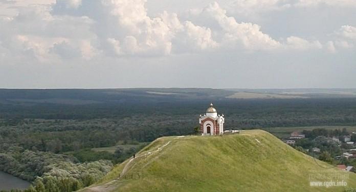 Никольская гора. Ульяновская обл. Россия.