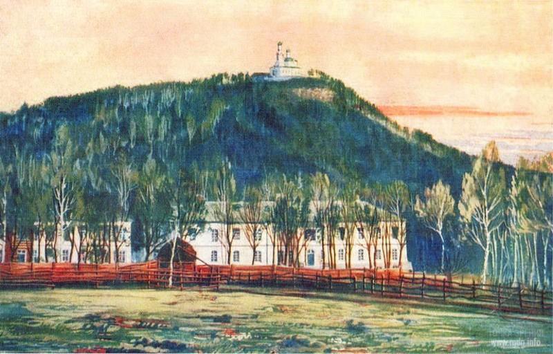 Гора Физиабго. Республика Адыгея. Россия.