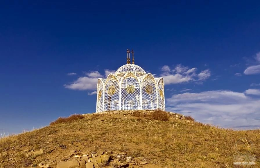Гора Нарыстау. Республика Башкортостан. Россия.