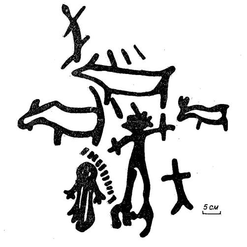 петроглифы, Наскальные рисунки (писаницы)» в Зейском районе