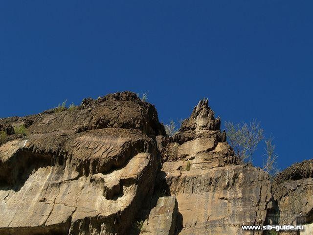Святилище Бижиктиг-Хая, Республика Тыва