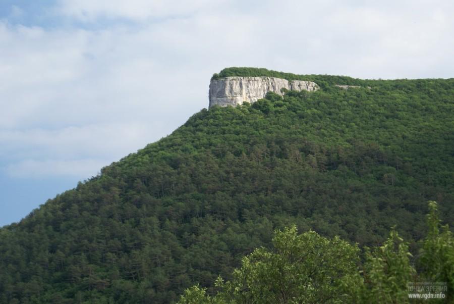 Петроглифы горы Бурун-Кая