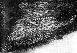 Каменная могила, Запорожье петроглифы