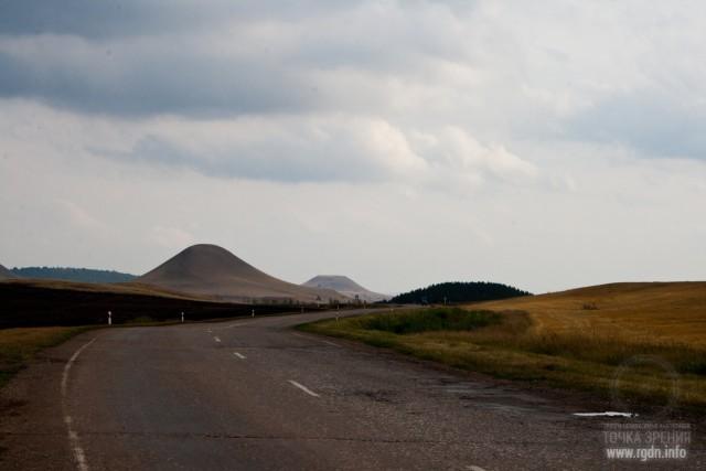 гора Сатыр-тау — «Гора-шатёр»