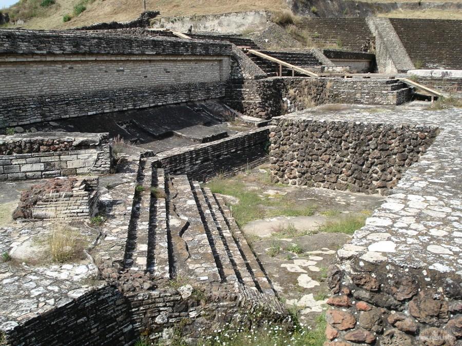 пирамида Чолула, Тлачиуальтепетль