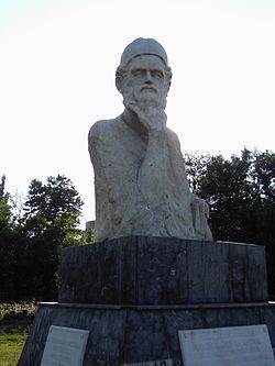бюст Омару Хайяму