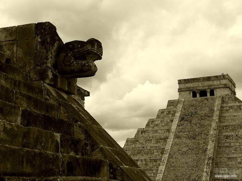кукулькан храм фото