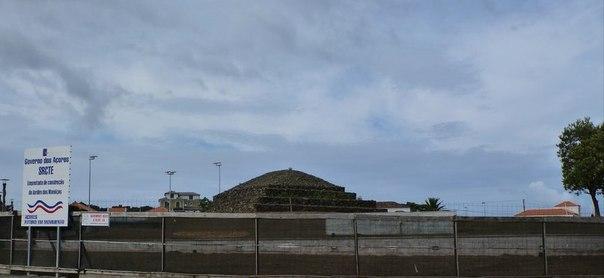 пирамиды на Азорских островах