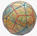 глобус, система ИДСЗ