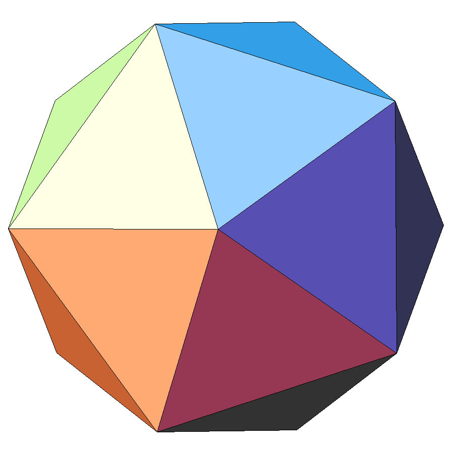 IDSE (Icosahedral-Dodecahedral Structure of the Earth) Hypothesis.