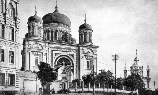 Church of the Tithes in Kiev