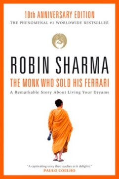 the book The Monk Who Sold His Ferrari